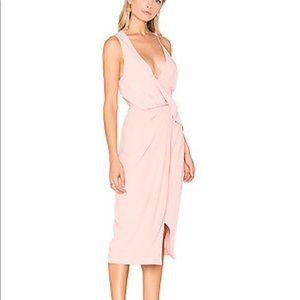 Keepsake the Label Without You Asymmetrical Dress